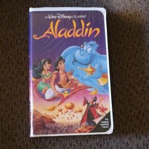 Aladdin VHS Disney